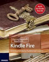 Das umfassende Handbuch Kindle Fire PDF