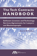 The Tech Contracts Handbook PDF