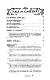 Bulletin: Volume 36