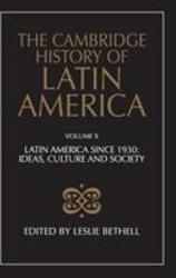 The Cambridge History Of Latin America Book PDF