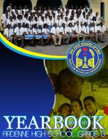 Ardenne High Grade 13 Year book 2010 PDF
