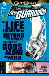 Green Lantern: New Guardians (2012-) #35