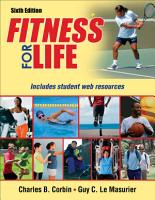 Fitness for Life PDF