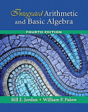 Integrated Arithmetic and Basic Algebra   Mathxl 12 month Student Access Kit