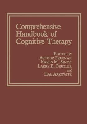 Comprehensive Handbook of Cognitive Therapy PDF