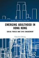 Emerging Adulthood in Hong Kong PDF