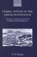 Verbal Syntax in the Greek Pentateuch