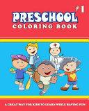 Preschool Coloring Book   Vol 1
