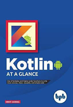 Kotlin at a Glance PDF