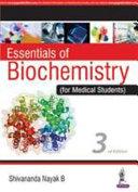 Essentials of Biochemistry PDF