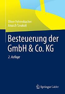 Besteuerung der GmbH   Co  KG PDF