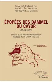Epopées des Dammel du Cayor (1549-1886)