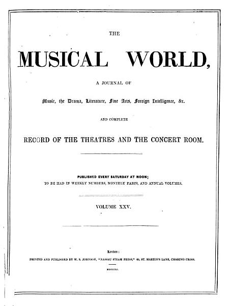 Download The Musical World Book