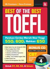 Best Of The Best TOEFL: (Chapter 4 : PRACTISE TEST)