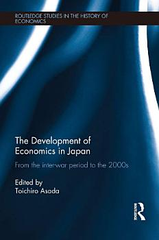 The Development of Economics in Japan PDF