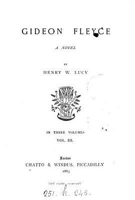 Gideon Fleyce