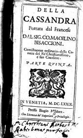 Della Cassandra: Volume 5