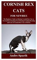 Cornish Rex Cats for Newbies