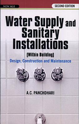 Water Supply And Sanitary Installations PDF