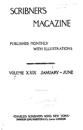 Scribner's Magazine: Volume 29