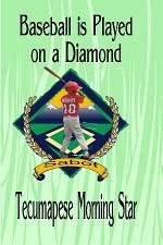 Baseball is Played on a Diamond