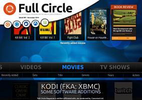 Full Circle Magazine  91 PDF