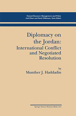 Diplomacy on the Jordan PDF