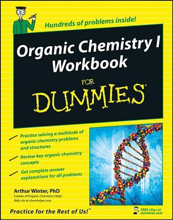 Organic Chemistry I Workbook For Dummies PDF