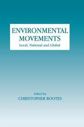 Environmental Movements PDF
