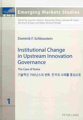 Institutional Change in Upstream Innovation Governance PDF