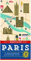City Scratch off Map  Paris PDF