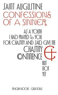 Confessions of a Sinner Book