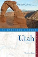 Explorer s Guide Utah PDF
