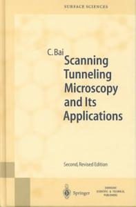 Scanning Tunneling Microscopy and Its Application PDF