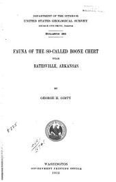 Bulletin - United States Geological Survey: Volumes 595-599