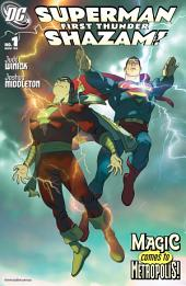 Superman/Shazam!: First Thunder (2005-) #1