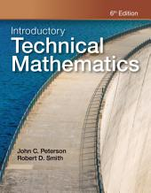 Introductory Technical Mathematics: Edition 6