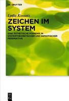 Zeichen im System PDF