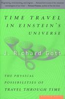 Time Travel in Einstein s Universe PDF