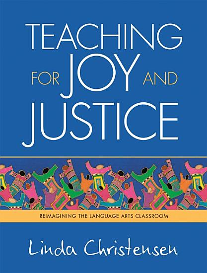 Teaching for Joy and Justice PDF