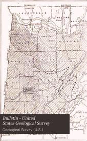 Bulletin - United States Geological Survey: Issue 471