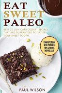 Eat Sweet Paleo