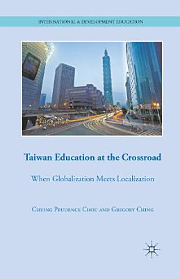 Taiwan Education at the Crossroad PDF