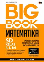 Big Book Matematika SD Kelas 4, 5, & 6