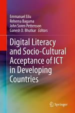 Digital Literacy and Socio-Cultural Acceptance of ICT in Developing Countries