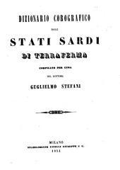 Dizionario Corografico-Universale Dell' Italia