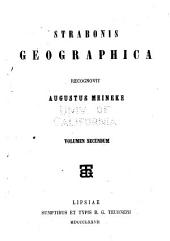 Strabonis Geographica: Τόμος 2
