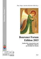 Beuroner Forum Edition 2015 PDF