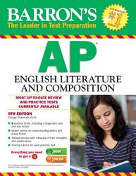Ap English Literature And Composition 5th Ed  Book PDF