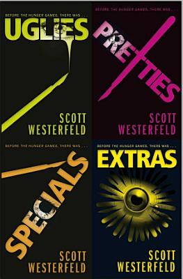 Uglies Quartet Uglies Pretties Specials Extras